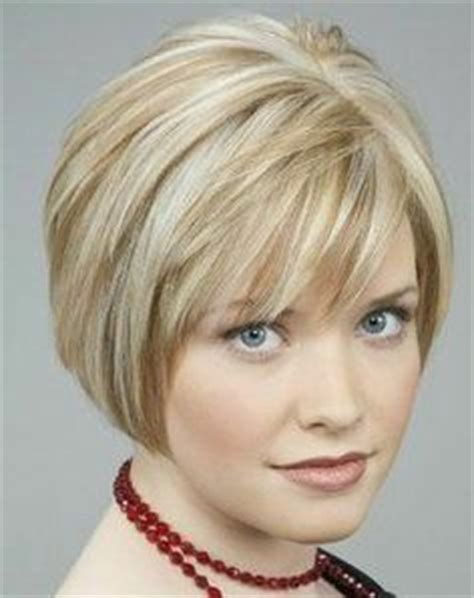 short hairstyles for round faces plus size best hairstyles for fine hair and round fat faces