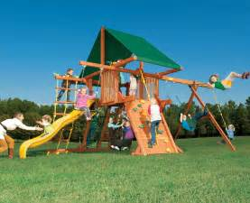playsets for backyard outdoor playsets steepleton