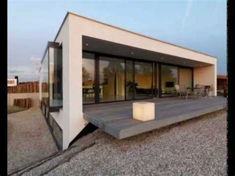 modulhaus polen modern architecture