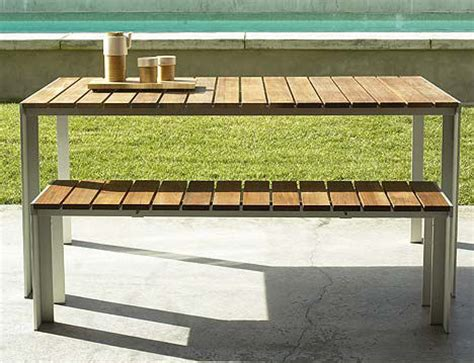 Modern Patio Table Contemporary Outdoor Dining Table From Design Within Reach The Deneb Patio Table