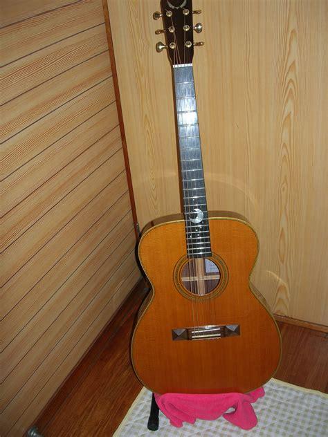Tone C 50 Komplit crescent moon by tone wood オーダーメードギターです 青春のギターリペア k2ギターファクトリー 楽天ブログ