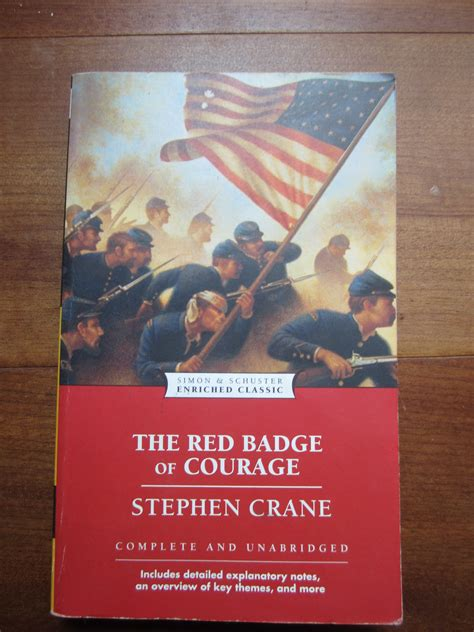 badge of courage book report book report on the novel the badge of courage