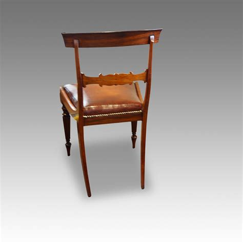 8 Dining Chairs Set Of 8 William Iv Rosewood Dining Chairs Now Sold Hingstons Antiques Dealers