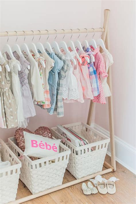 diy storage ideas for clothes 10 cute diy clothes storage ideas for babies house