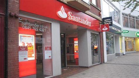 oficina banco santander barcelona reino unido multa al banco santander por informaci 243 n