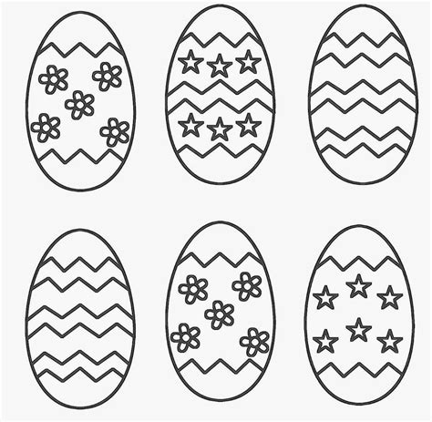 Coloring Book Pages Easter Eggs | easter egg coloring sheets free coloring sheet