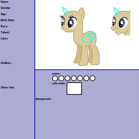 oc reference template by jen neigh on deviantart