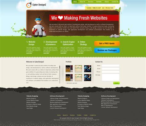html design mockup web design mockup by bilalm on deviantart