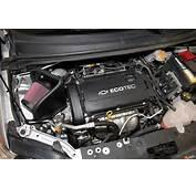 2012 To 2016 Chevrolet Sonic Turbo Models Gain Horsepower