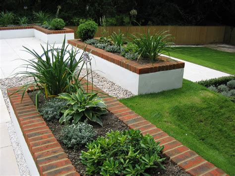 Split Level Garden Ideas Concept Gardens Design Projects Garden Design And Garden Landscaping In Berks And Bucks