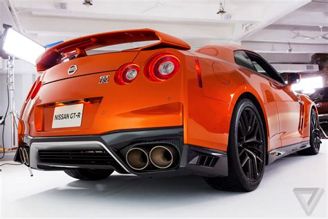 nissan godzilla 2016 the 2017 nissan gt r is a more civilized more powerful