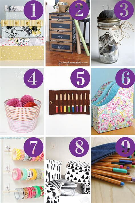 room organization diy 8 craft room ideas that will your mind