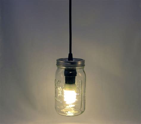 Custom Ball Mason Jar Hanging Pendant Light Bmql Svt By Jar Pendant Lights