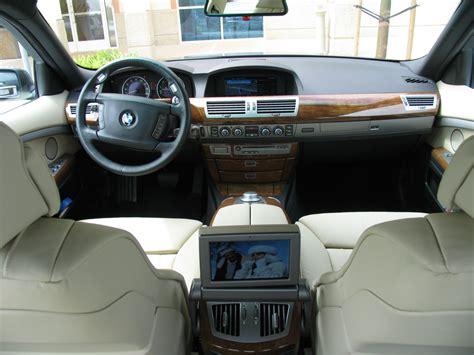 alf img showing gt series 2006 bmw 750li interior