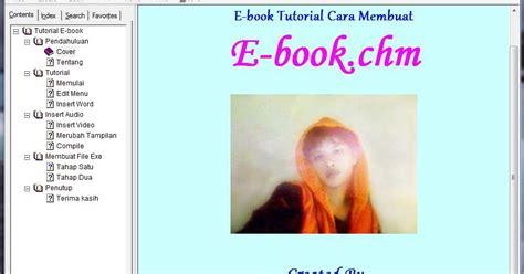 cara membuat jilid novel musttrie s blog cara membuat e book keren ekstensi chm