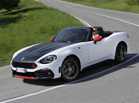 car lease europe 2017 fiat 124 spider named european car of the year 2017