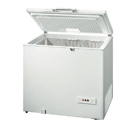 Chest Freezer Box bosch gcm24aw20g freestanding chest freezer chest