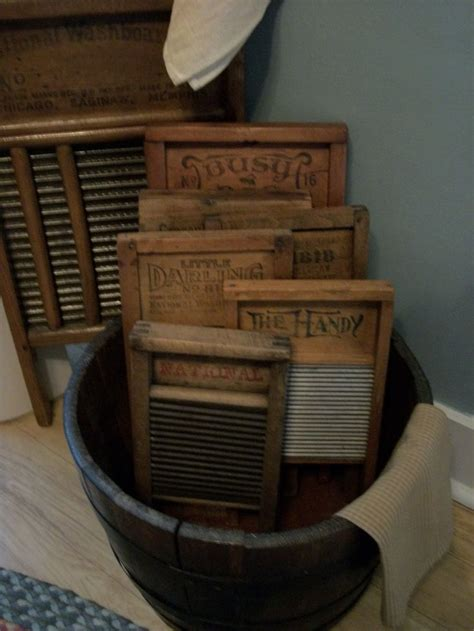 Laundry Washboard of washboards rustic decor