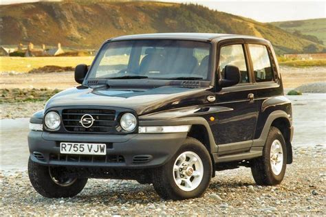 SsangYong Korando (1997   1999) used car review review