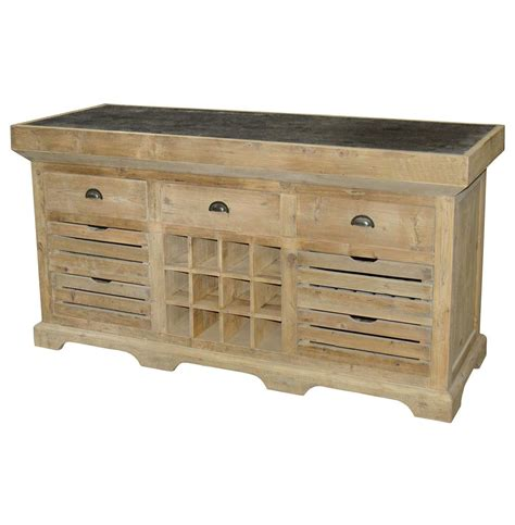 pine kitchen island jean country reclaimed pine blue kitchen island