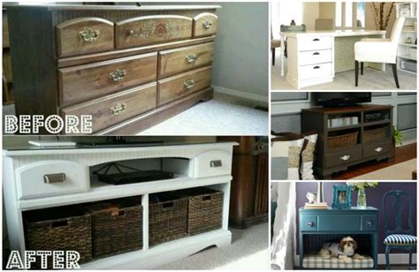 diy dresser ideas 20 fabulous diy ideas and tutorials to transform an old