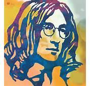 John Lennon Pop Art Poster Drawing By Kim Wang
