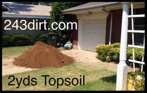 How Much Is A Yard Of Topsoil Gravel Norman Ok Landscape Supply