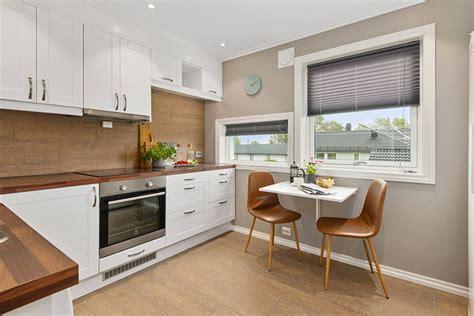 las  cocinas blancas modernas mas bonitas