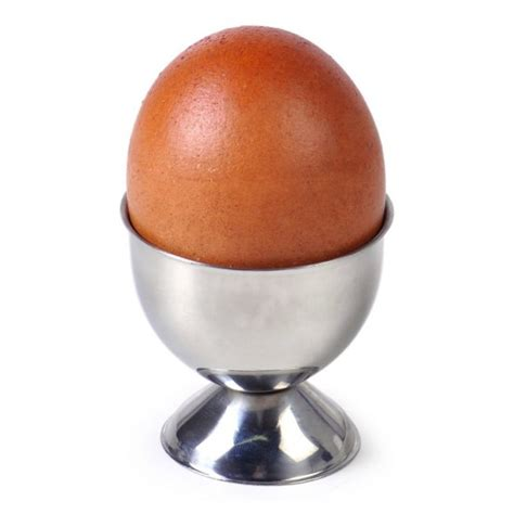 Boiled Egg Shelf by Mylifeunit Stainless Steel Soft Boiled Egg Cups Holder