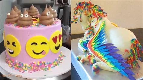 Th Birthday Cake Decorating Ideas by Top 20 Amazing Birthday Cake Decorating Ideas Oddly