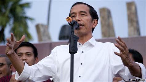 biodata tentang joko widodo bbc news indonesia profile leaders