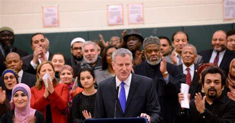 new york city adds 2 muslim holy days to public school muslim holidays added to new york city schools calendar