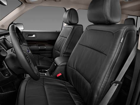 2014 ford flex seat covers image 2014 ford flex 4 door sel fwd front seats size