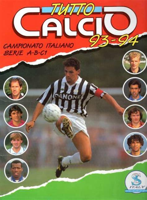 banca dello sport tutto calcio figurinecalciatoripalermo 1993 1994 tutto calcio