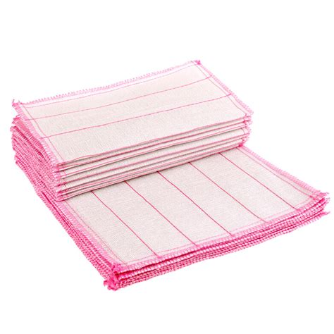 get cheap pink dish towels aliexpress
