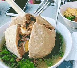 bakso raksasa klenger ratu sari yogyakarta kuliner