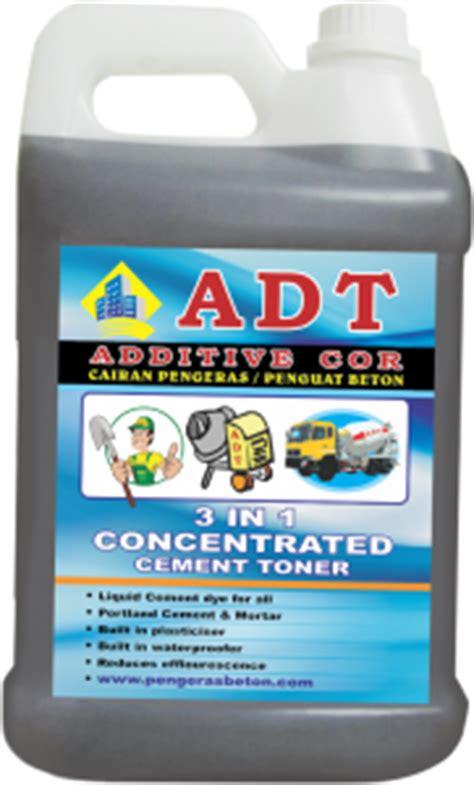 Pembersih Penghancur Karat cairan pengeras dan penguat beton pengeras beton