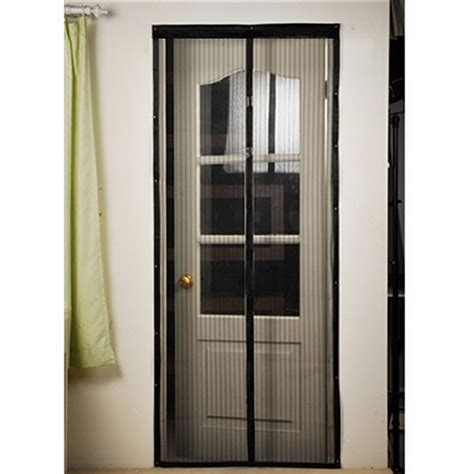 screen curtain door mesh insect fly bug mosquito door curtain net netting mesh