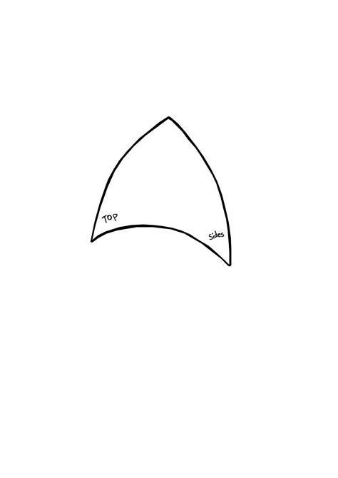 animal ear templates headband printable search animal ears