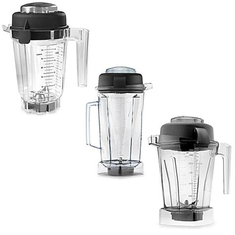 Vitamix Bed Bath And Beyond by Vitamix 174 Eastman Tritan Copolyester Replacement Containers