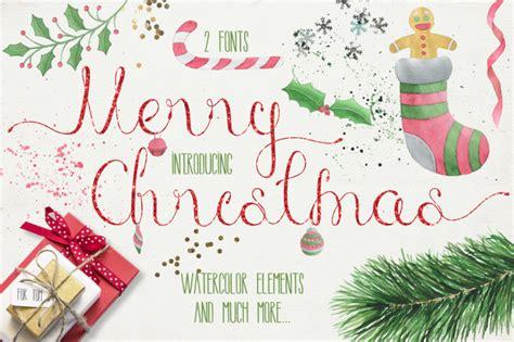 merry christmas  fonts  goods  julia dreams thehungryjpegcom