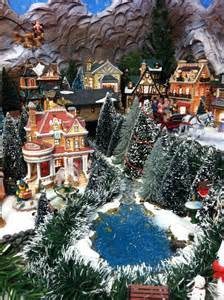 2011 lemax christmas display park view christmas village