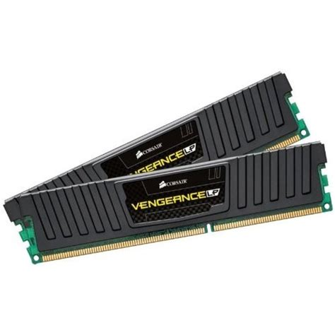 corsair 16gb ddr3 1600mhz vengeance lp memory ebuyer