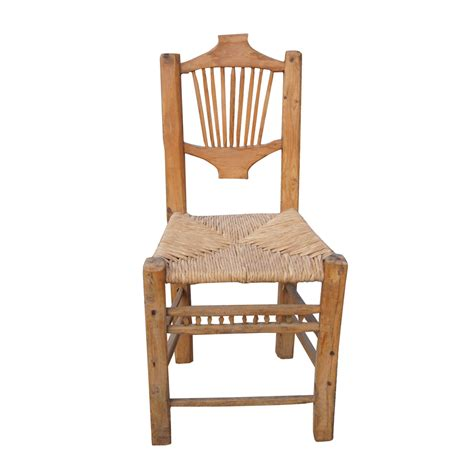 Caning Chair - western carved wood and dining chair ebay