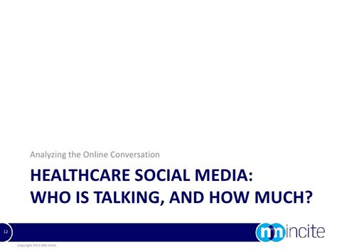 healthcare and social media healthcare social media by the numbers sxsh 2011