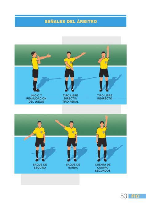 futbol de sala reglas reglas juego futbol sala 1