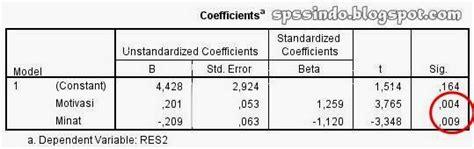 tutorial spss indonesia spss indonesia olah data statistik dengan program spss