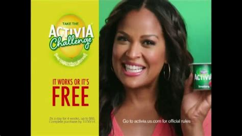activia commercial actress activia tv commercial smiling tummy featuring laila ali