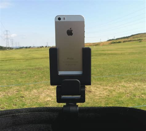 best golf swing camera focal golf smartphone holder golf practice aid review