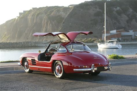 1955 mercedes 300 sl 1955 mercedes 300sl gullwing 800 000 usd